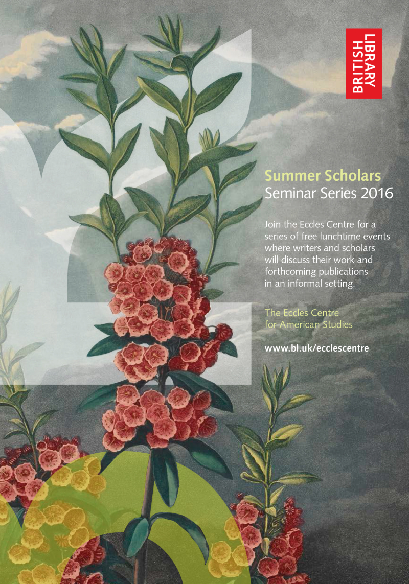 Final Eccles Centre Summer Scholars Seminar Series 2016-1