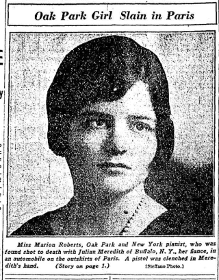 Steffano Marion Roberts Chicago Sunday Tribune, VolLXXXVI No17, Sunday 24 April 1927, Final Edition, p6