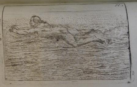 Olympics Swimming 1568-4677 pl.1