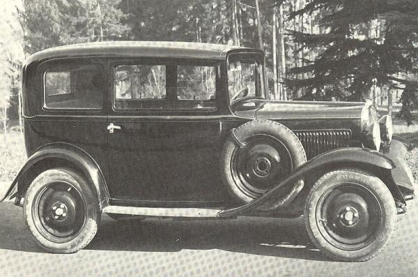 Fiat 508 Ballila 1932