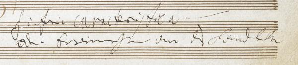 Beethoven Pastoral Sketchbook 2