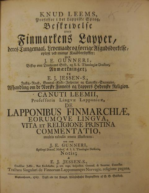 Leem Titlepage