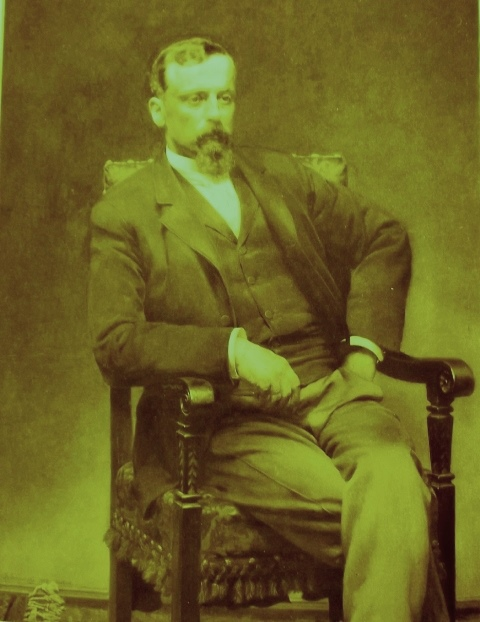 Portrait of Henryk Sienkiewicz