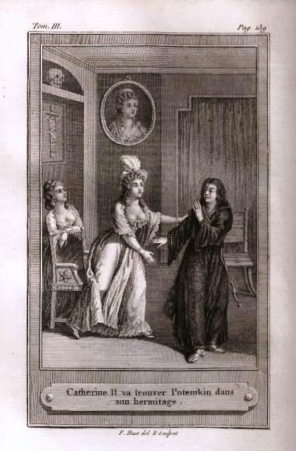 Catherine II Potemkin 1200.f.10