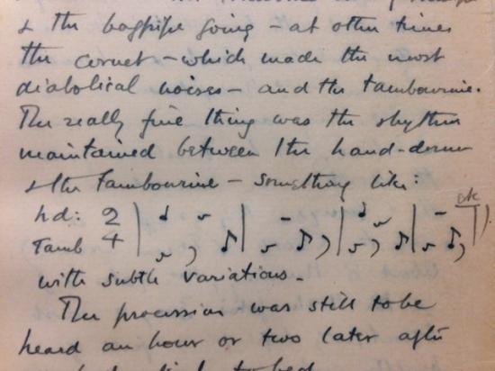 CM notation medium