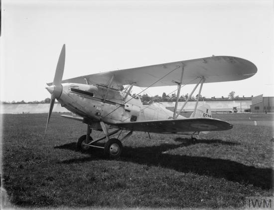 Hawker Hind IWM