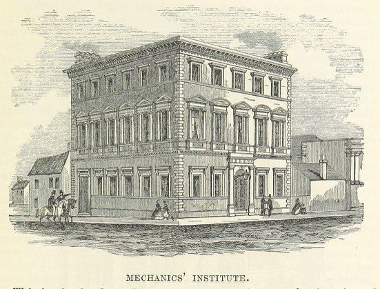 Mechanics' Institute Sheffield