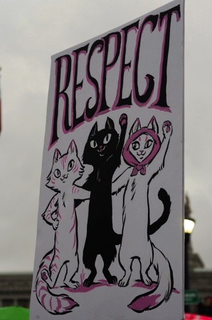 Respect placard WEB