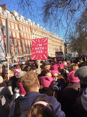 Women's March London 2017 2 WEB