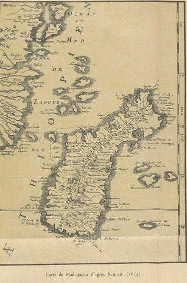 Madagascar 1655