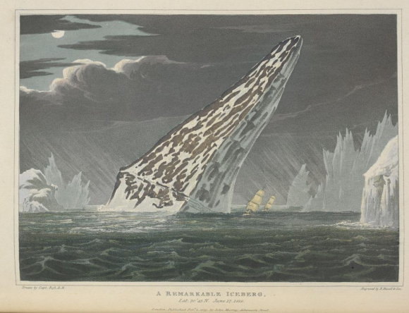 A Remarkable Iceberg (Ross June 1818)