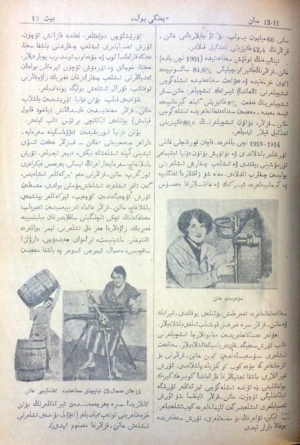 Yangi Yol - Women Workers of the World