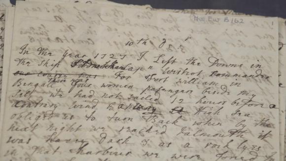 Judith Weston's letter