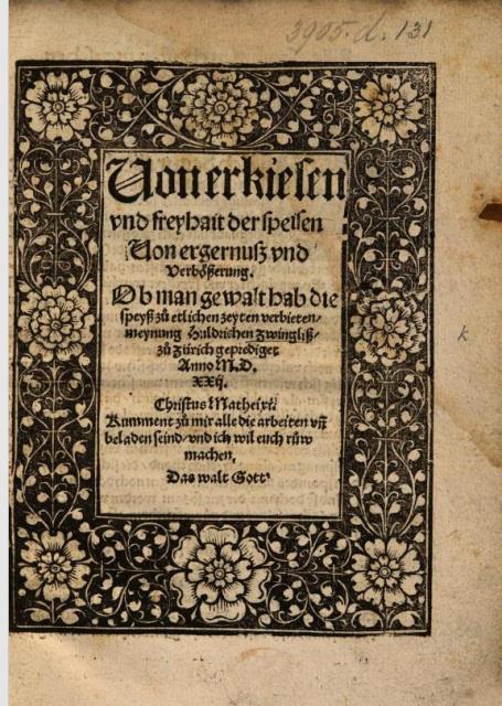 Erkiesen und Freyheit 3905.d.131