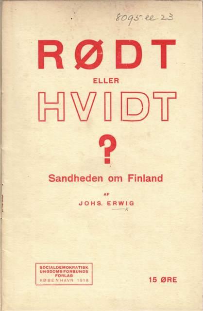 Finland100 - Rodt eller Hvidt