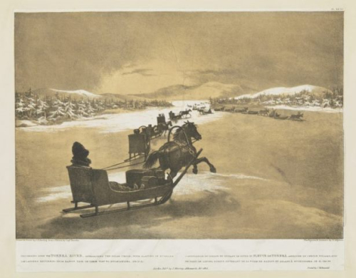 Finland100 - Winter sketches Lapland 2