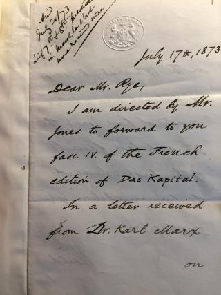 Butler letter 1