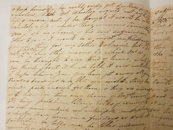 LFE to WG 17 Aug 1819 to abscond (2)