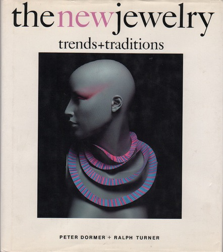 Cover of The New Jewelry