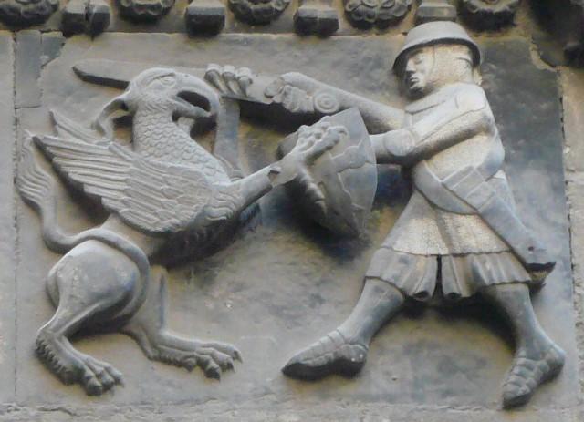 Swords Villardel and Griffin