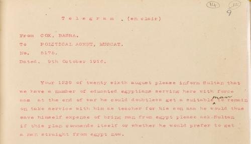 Typescript telegram in English