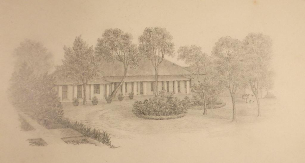 Walter bungalow Deesa