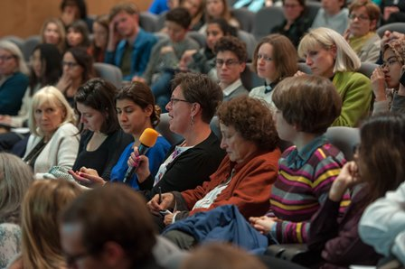 WEB Equality Lecture audience credit Sam Lane
