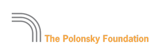 The logo of The Polonsky Foundation.