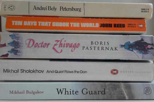 Russia-books