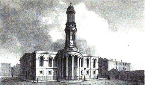 St Mary Bryanston Square