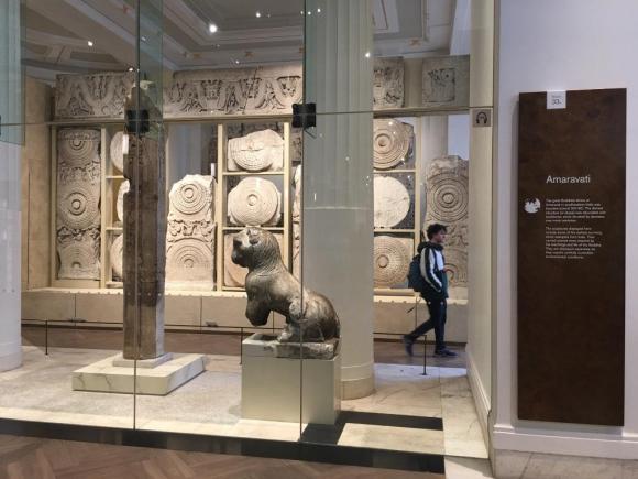 Asahi Shimbun Gallery in the British Museum