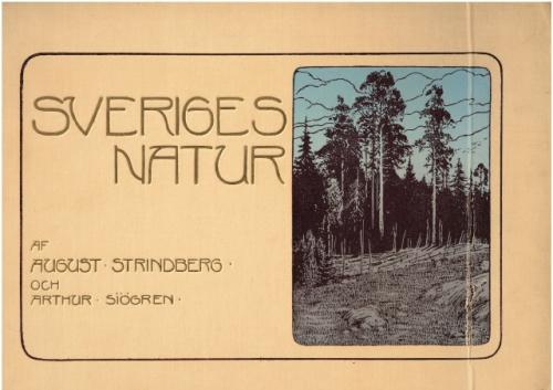 Sveriges Natur - Cover