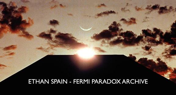 Ethan Spain_Fermi Paradox Archive