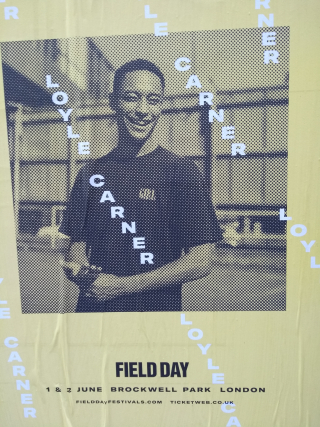 Loyle Carner Field Day