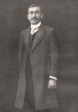 Photograph of A Yusuf Ali