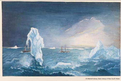 Forster Ice Blink