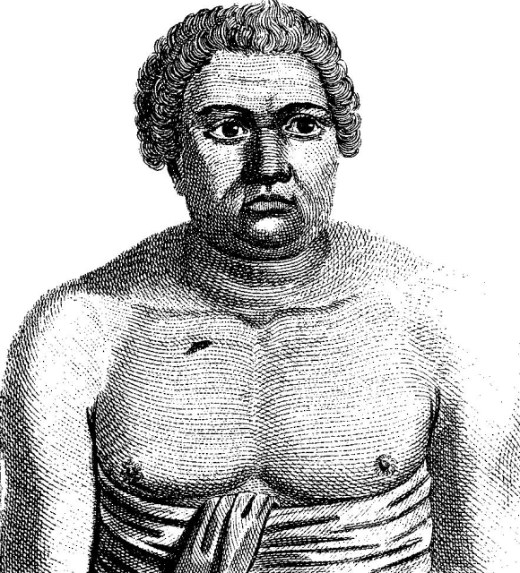 Fīnau ʻUlukālala I (or his brother) on Vavaʻu in 1793