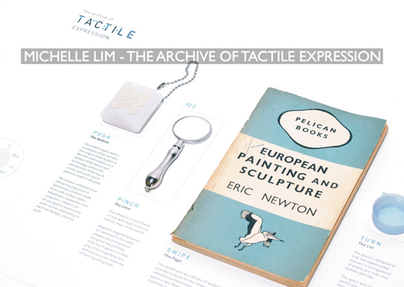 Michelle Lim_The Archive of Tactile expression