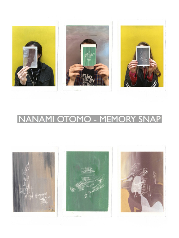 Nanami Otomo_Memory Snap