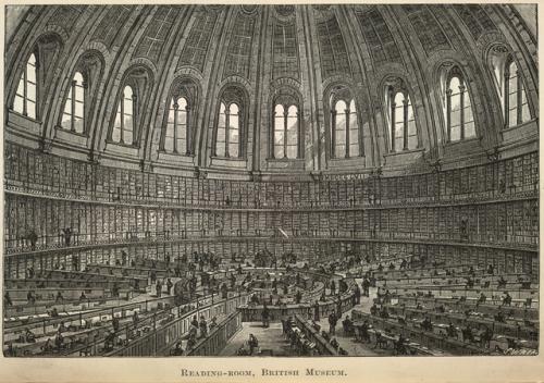 Marx Round Reading Room 11902.b.52