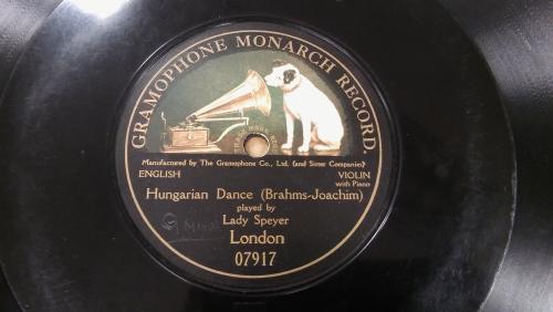 Brahms label