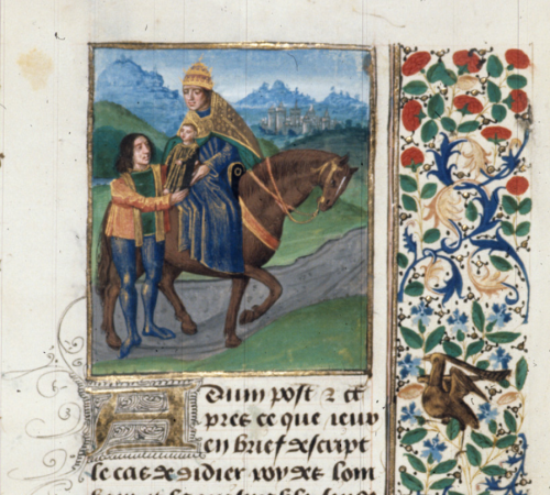 Royal MS 14 E V   f. 468