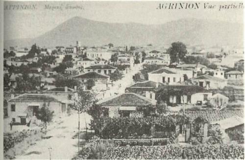 Chatzopoulos Arginion postcard