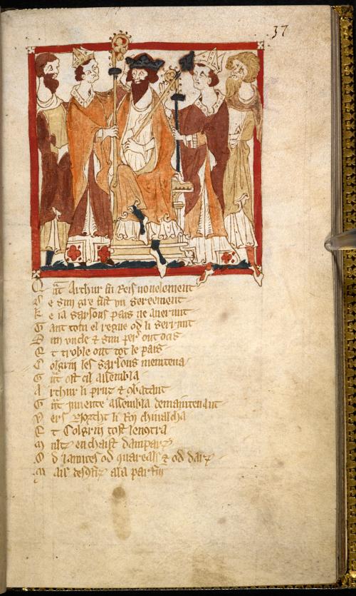 Waces-Roman-de-Brut-egerton_ms_3028_f037r