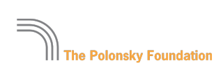 The logo for The Polonsky Foundation