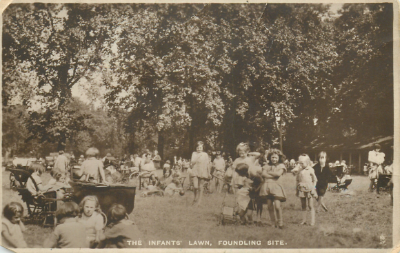 The Infants' Lawn Foundling Site