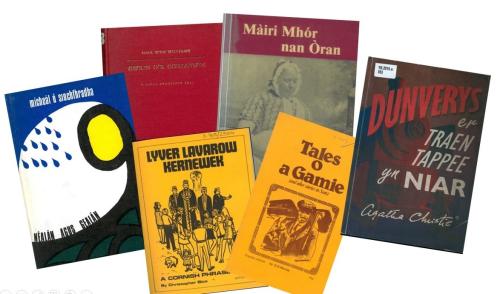Translator in Residence book covers