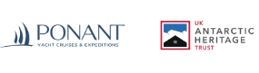 PONANT Yacht Cruises & Expeditions and UK Antarctic Heritage Trust