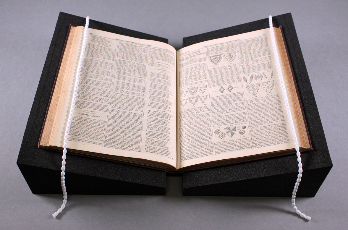 Very Large Manuscript On Paper In Original Binding Antiquarian & Collectible Books