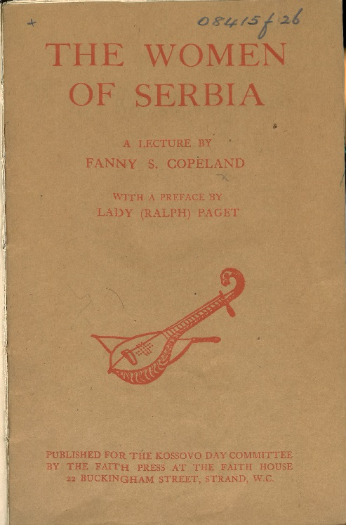 Copeland Women of Serbia
